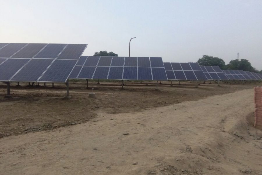 Solar Farm 1.2MW