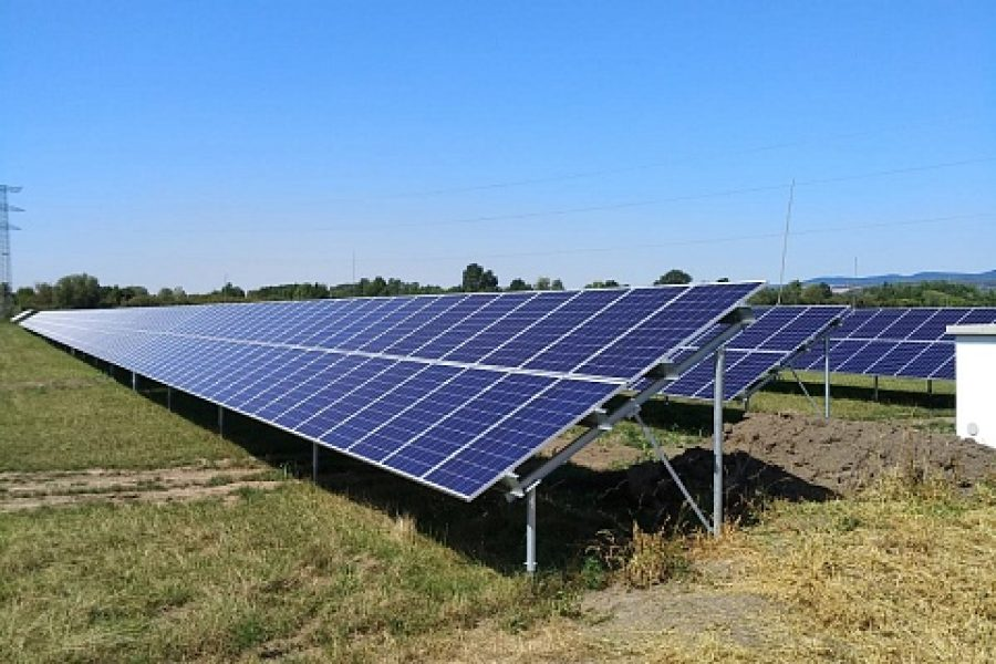 20mw solar pv in Hungary